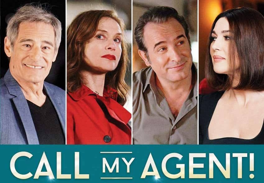 Menajerimi Ara Dizisi (Call My Agent) Oyuncuları kimler