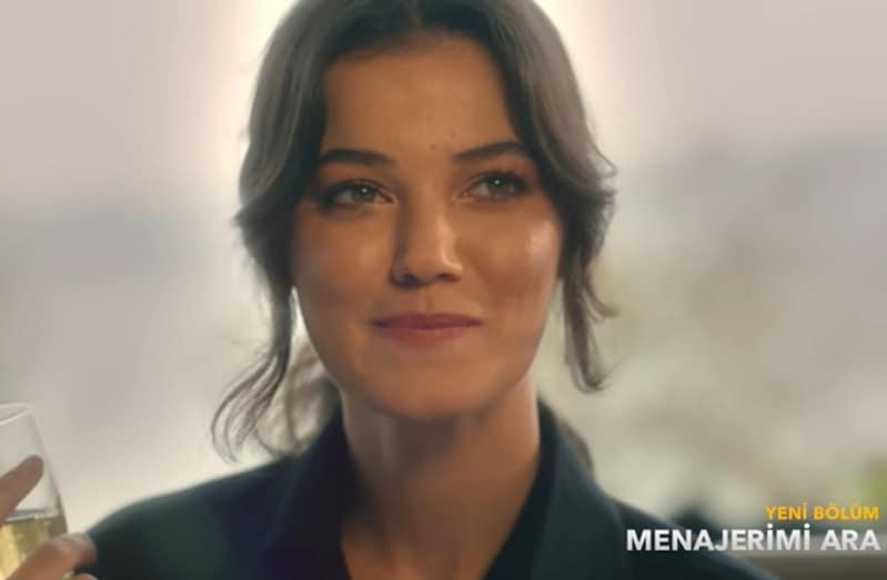Pınar Deniz Menajerimi Ara dizisinde