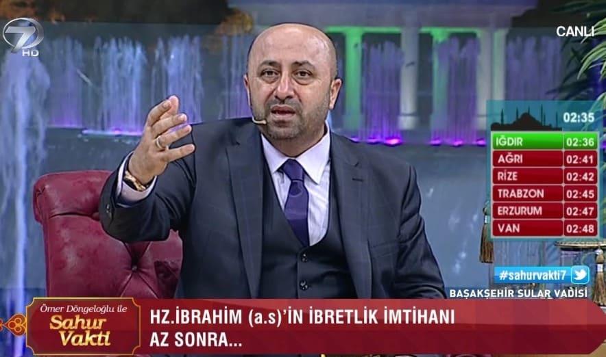 Ömer Döngeloğlu Kanal 7'den ayrıldı mı neden yok
