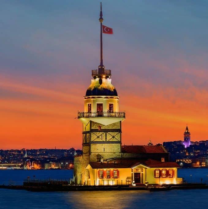 Çatı Katı Dizisi İstanbulun neresinde çekiliyor