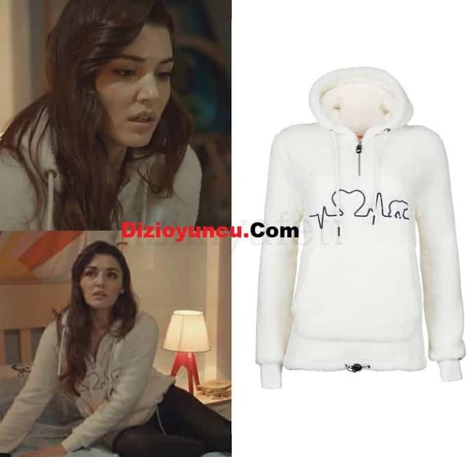 2 Ocak 2021 Sen Çal Kapımı 25. bölümde Eda'nın giydiği Polar markası Bad Bear.