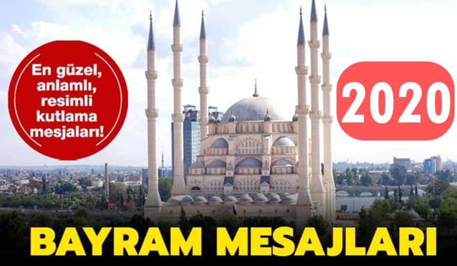 2020 Ramazan Bayramı mesajları yeni