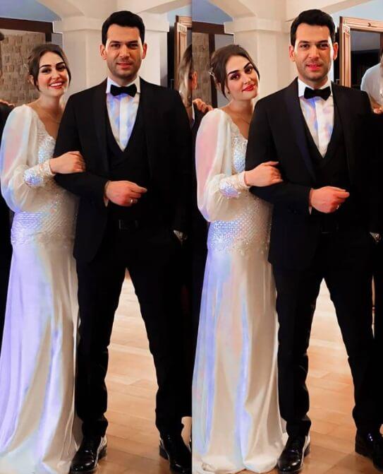 26 Şubat Ramo dizisinde Sibel'in giydiği gelinlik markası