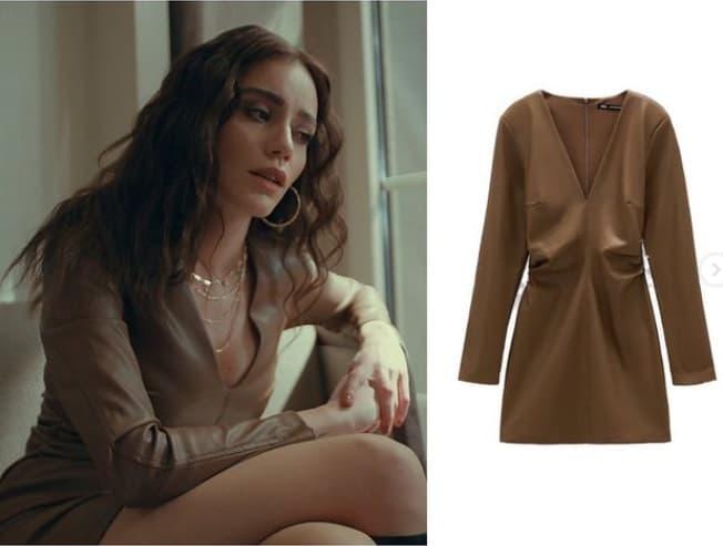7 Şubat Arıza dizisi Derya'nın giydiği elbise