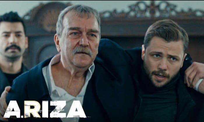 Arıza Ali Rıza'nın Babası Cem Kurtoğlu