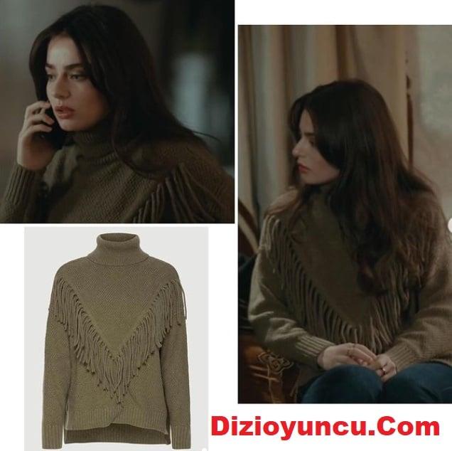 Arıza dizisi 22. bölüm Halide'nin giydiği kazak