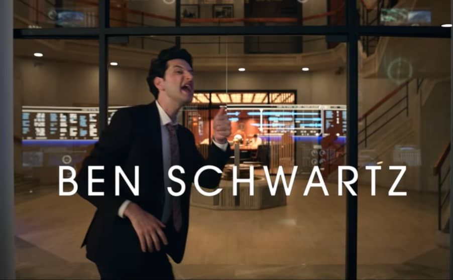 Ben Schwartz Space Force