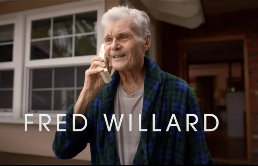 Fred Willard Space Force