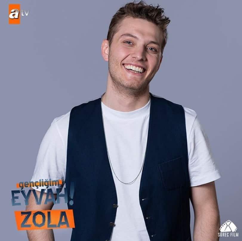 Gencligim Eyvah Zola