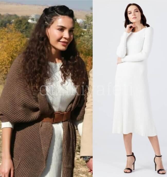 Hercai dizisinde Reyyan'ın giydiği Elbise 27 Kasım