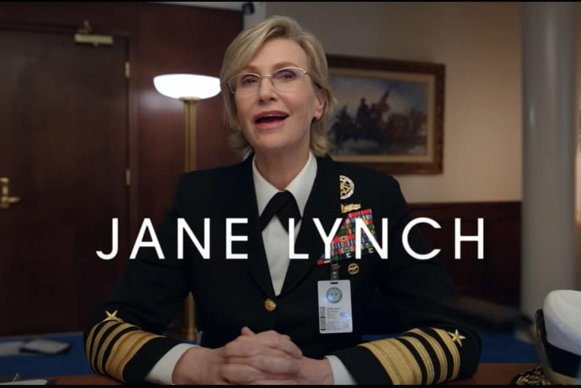 Jane Lynch Space Force