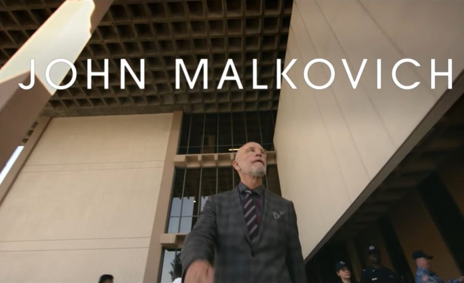 John Malkovich Space Force