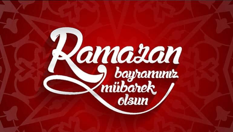 Komik Ramazan Bayramı (2020) Mesajları esprili