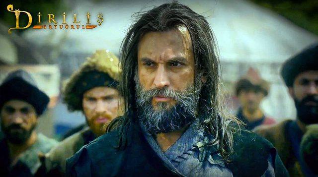 Kuruluş Osman Sungur Tekin rolü