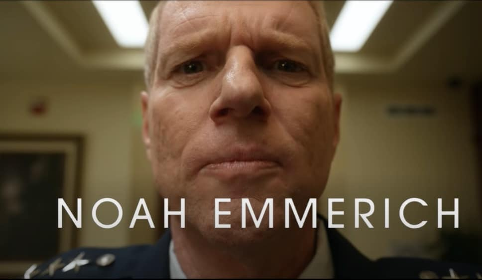 Noah Emmerich Space Force