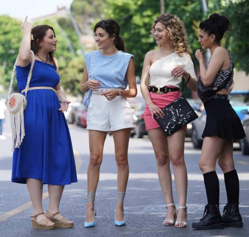 Sen Çal Kapımı dizisi kıyafetleri yazlık