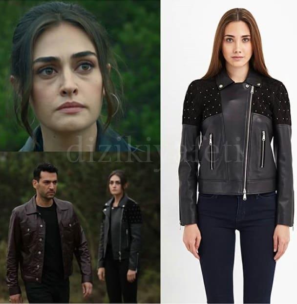 Sibel'in Ramo dizisinde giydiği Ceket markası