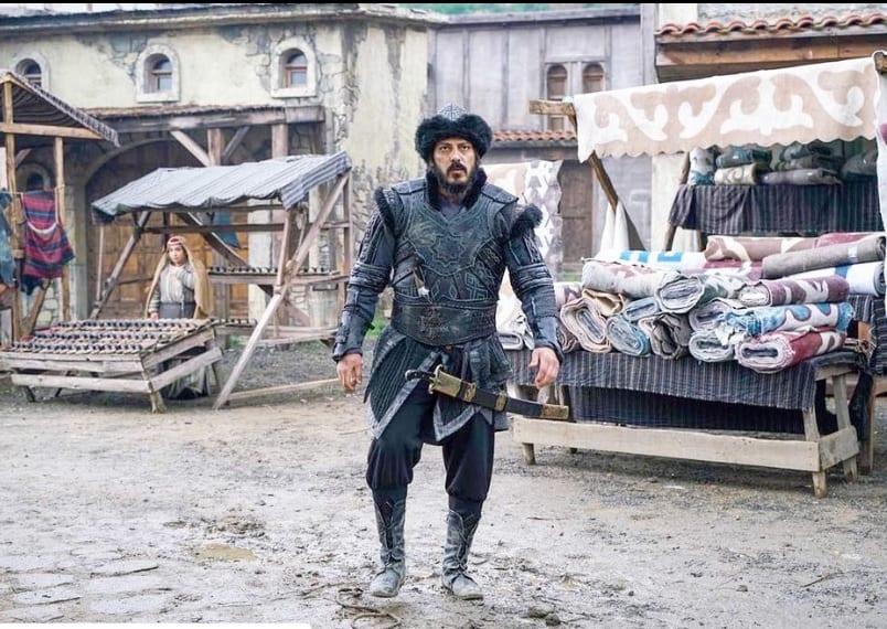 kurulus osman dizisi zabit samedov kimdir rolu karakteri