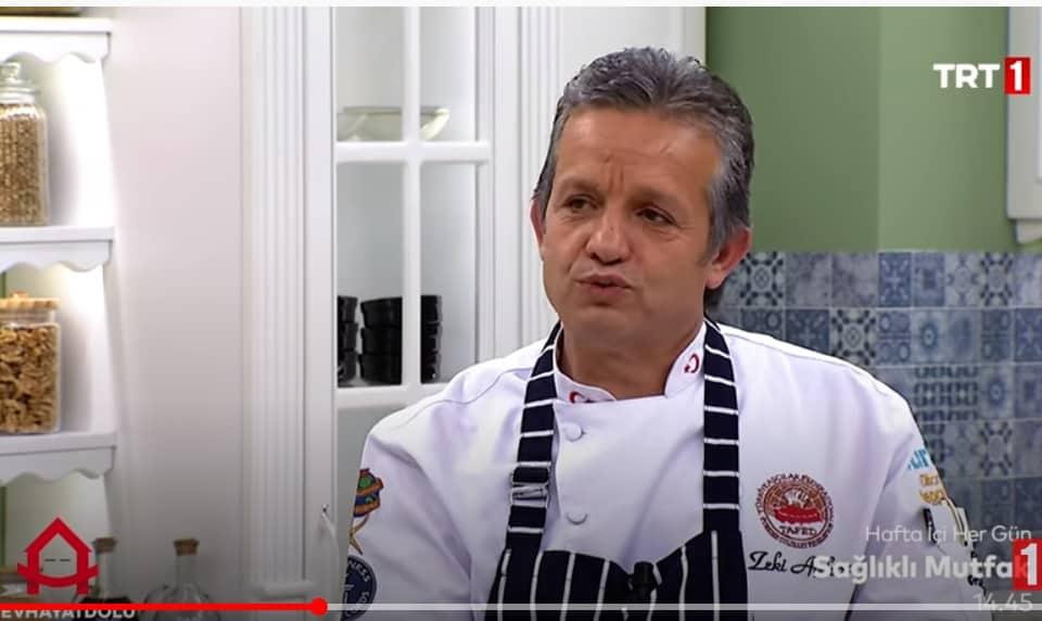 sağlıklı mutfak şef zeki açıköz kim
