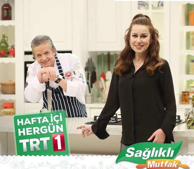 zeki açıköz kimdir yeni programı sağlıklı mutfak