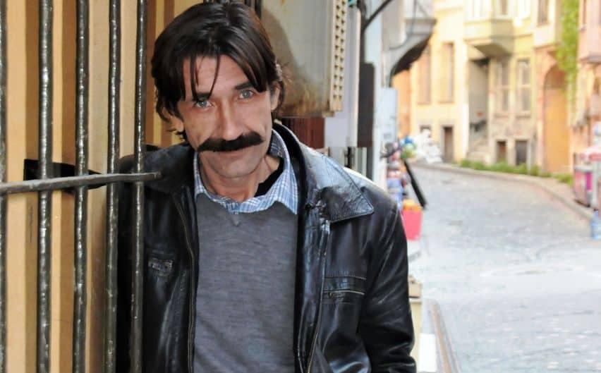 Cukur Filmi Nebil Sayin - Berber Muhittin