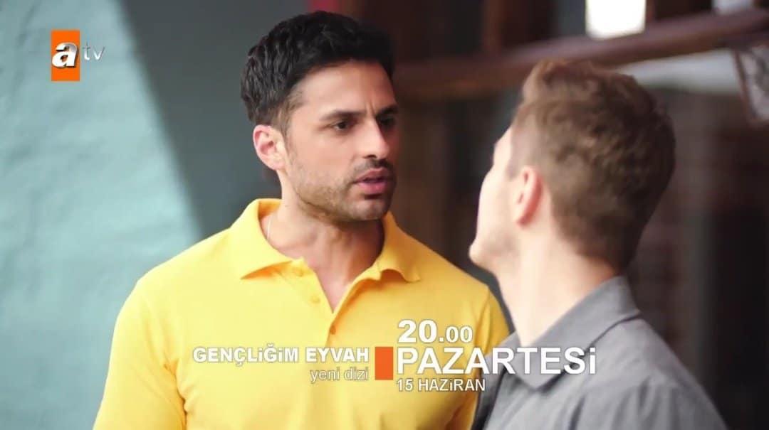 Gençliğim eyvah Ahmet kıyafet ve gömlek markası