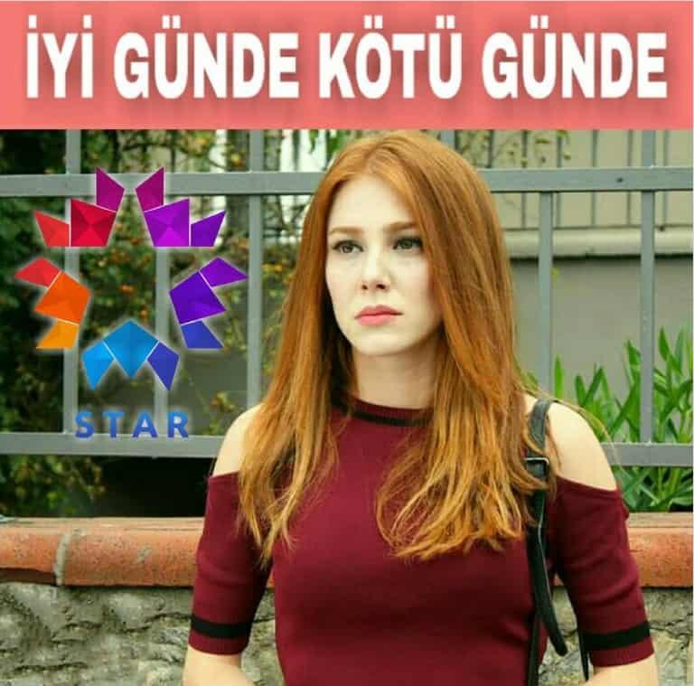 Iyi Gunde Kotu gunde dizisi Elcin Sangu