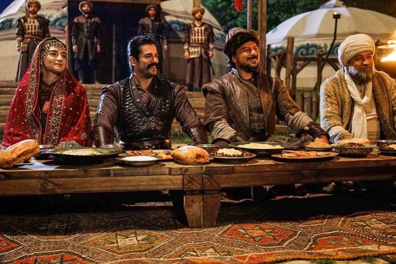 Kuruluş Osman Düğün Toyunda Çalan Osman Bey Marşı Sözleri