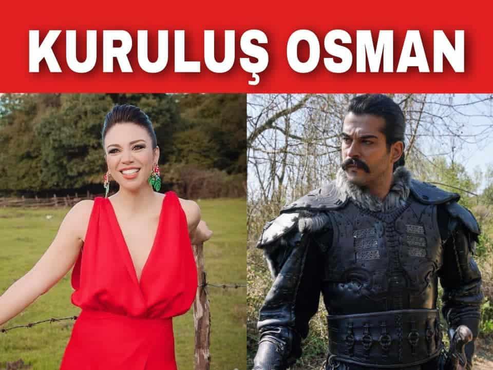 Kuruluş Osman dizisi Hazal hatun kim