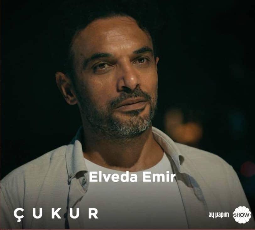 Uğur Arslan Çukur 4. sezonda diziden ayrıldı