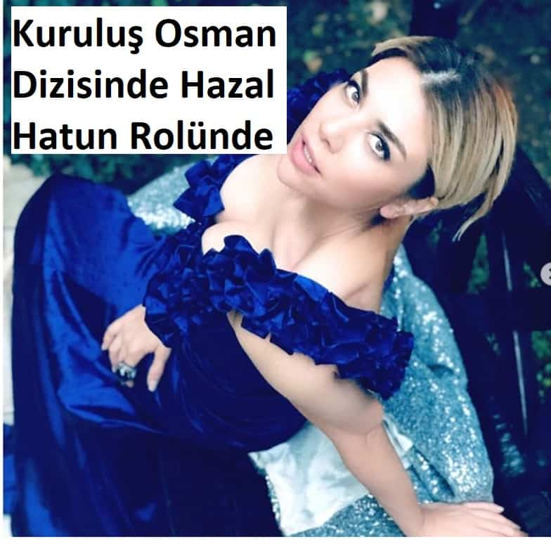 yeşim ceren bozoğlu kuruluş osman hazal hatun