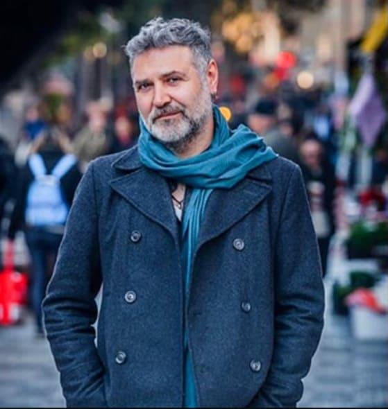 Burak Tamdoğan Kazara Aşk dizisinin oyuncu kadrosunda