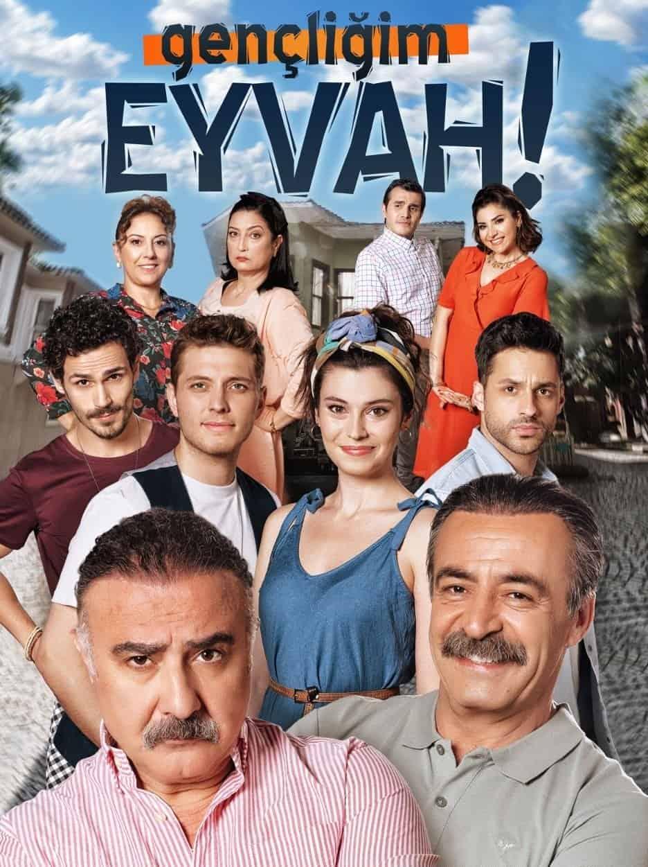 Gençliğim Eyvah dizisi 2020 En Güzel Yaz Dizisi Hangisi anketi