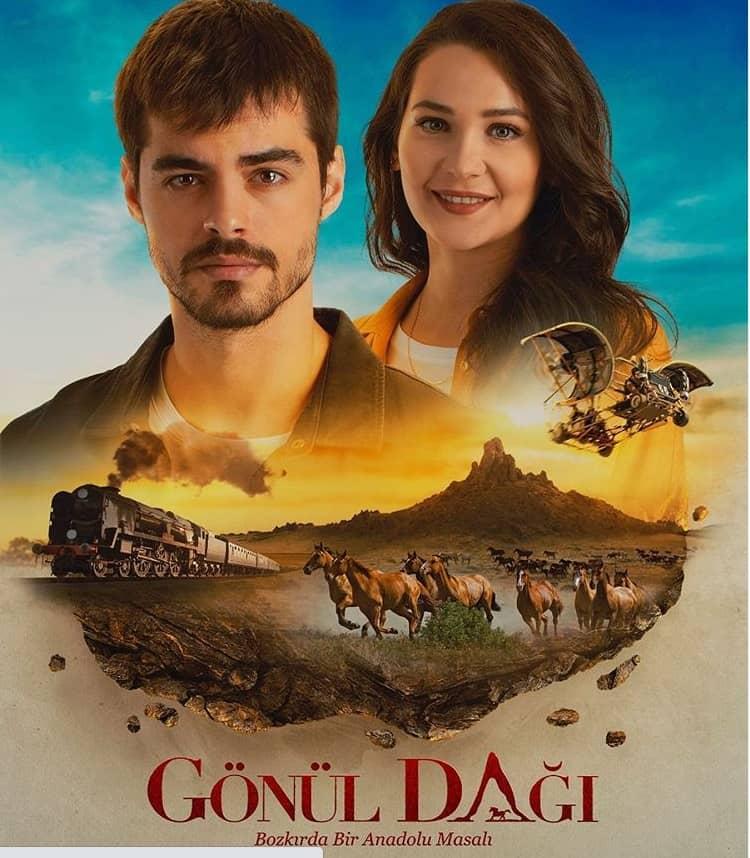 Gonul Dagi dizisi oyuncu kadrosu bilgileri