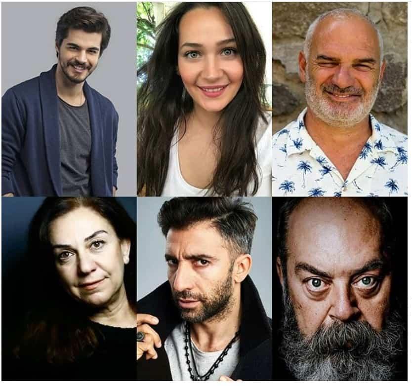 Gonul Dagi dizisi oyuncu kadrosu