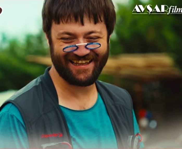 Sadi Celil Cengiz Kazara Aşk dizisinde