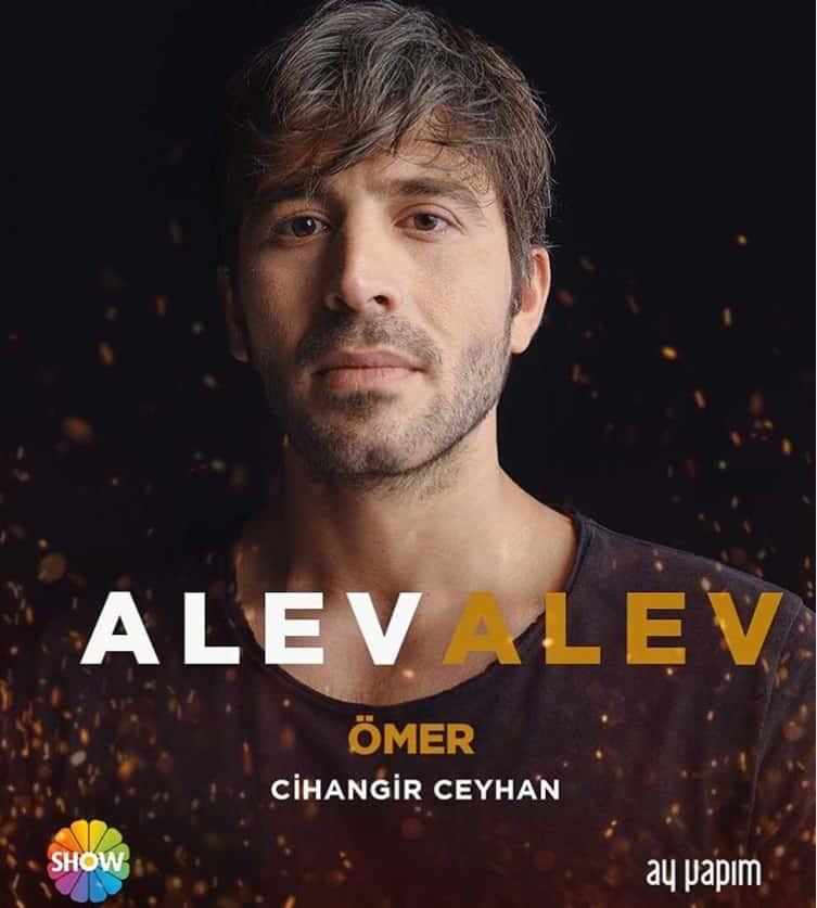alev alev Omer Cihangir Ceyhan kimdir