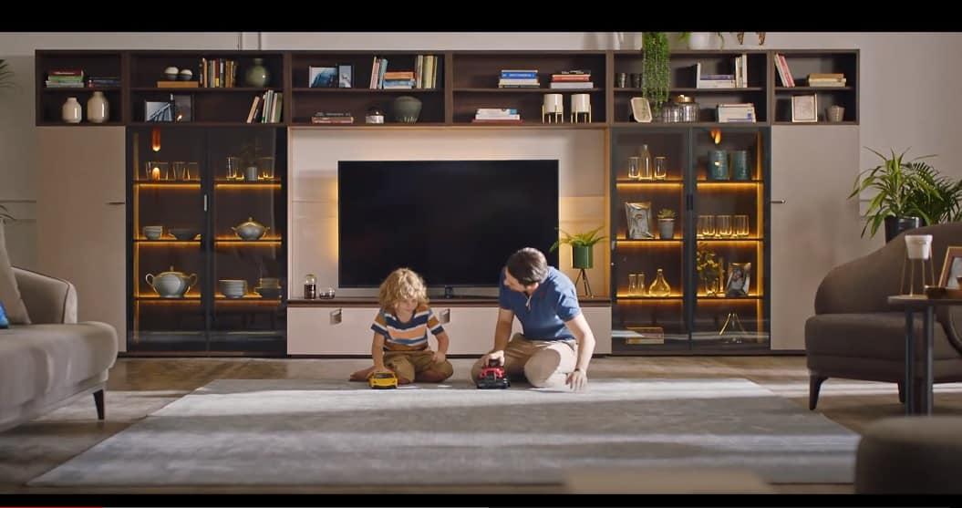 divanev mobilya reklamo