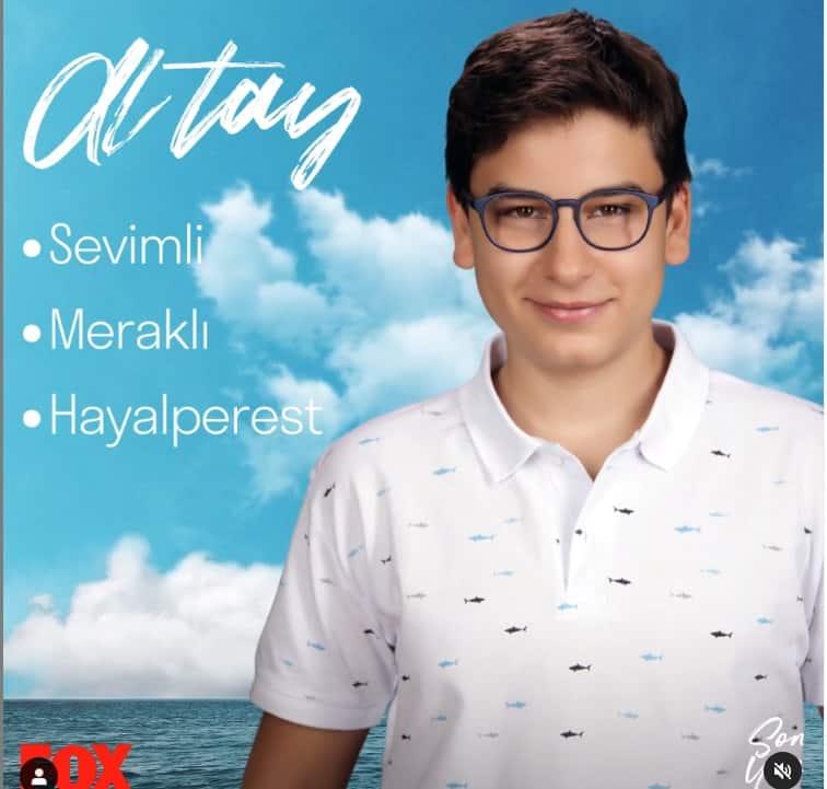 son yaz dizisi Altay kimdir