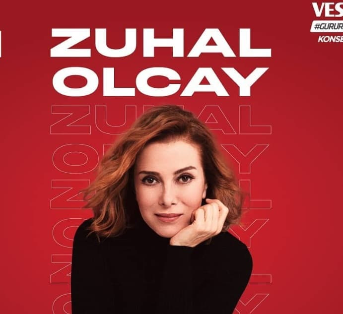 zuhal olcay alev alev dizisinde