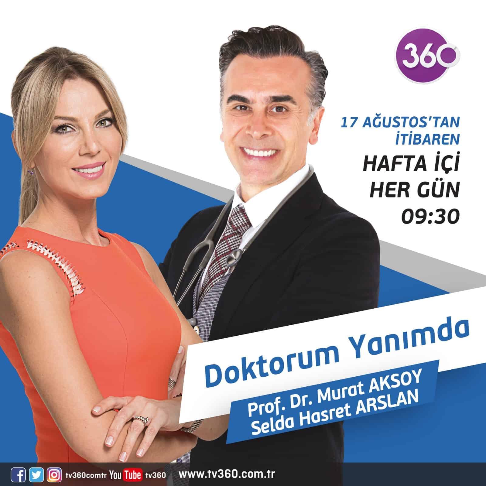 Doktorum Yanimda Sunuculari 360 Tv