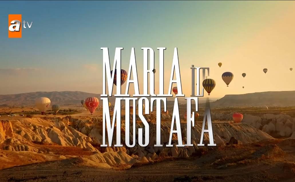 Maria ile Mustafa Dizisi Kapadokyada cekiliyor