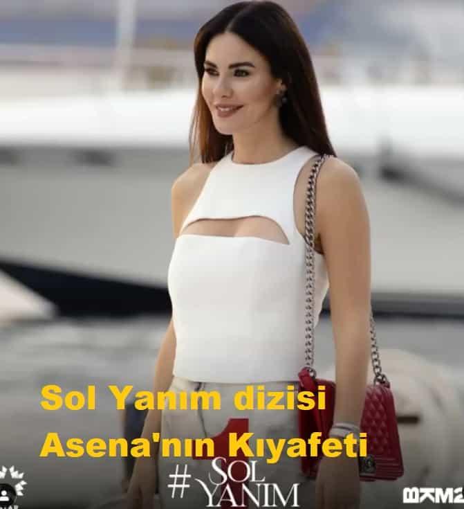 Sol Yanım dizisi 2. bölümde Asena'nın kıyafeti 3 Aralık