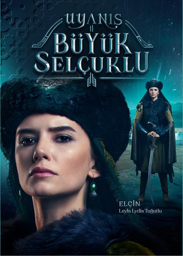 elcin Leyla Lydia tugutlu