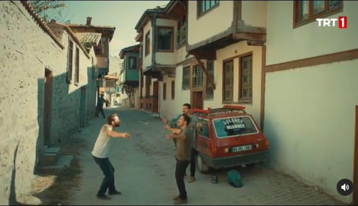 Gönül Dağı 66 plaka dizi Yozgat'ta mı Çekiliyor