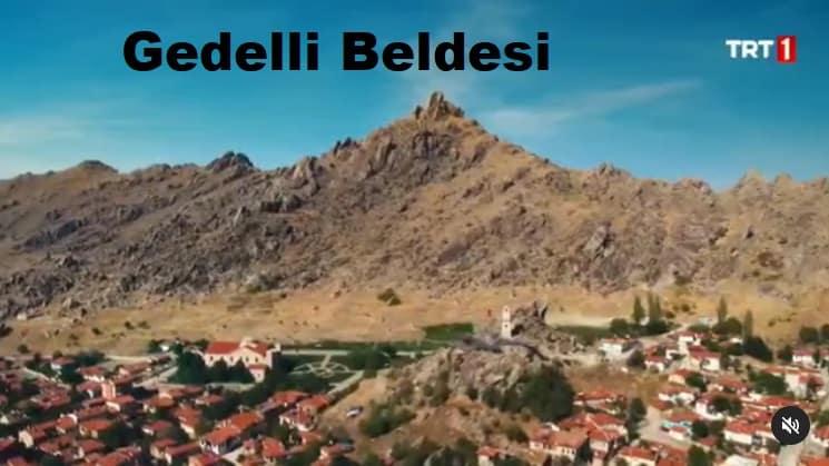 Gönül Dağı Yozgat'ta mı Çekiliyor
