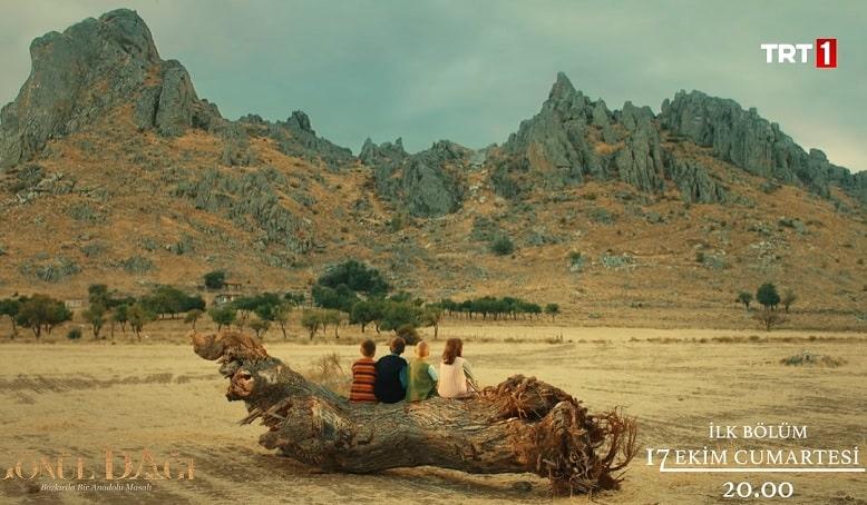 Gönül Dağı dizisi Gedelli köyü nerede