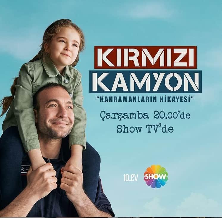 Kirmizi Kamyon dizisi Ugur ve Omrgm