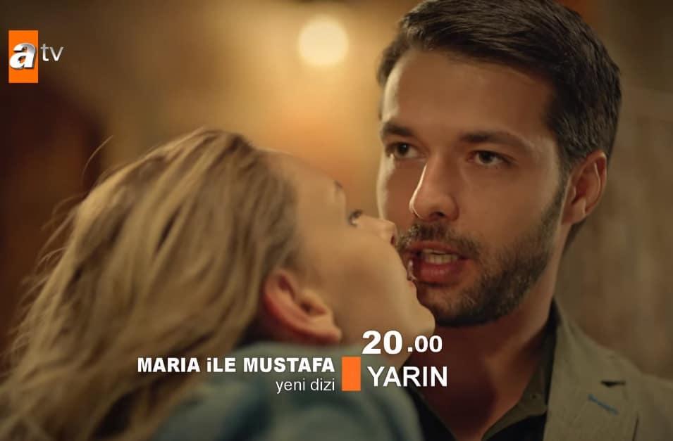 Maria ile Mustafa Dizisini Nasil Buldunuz