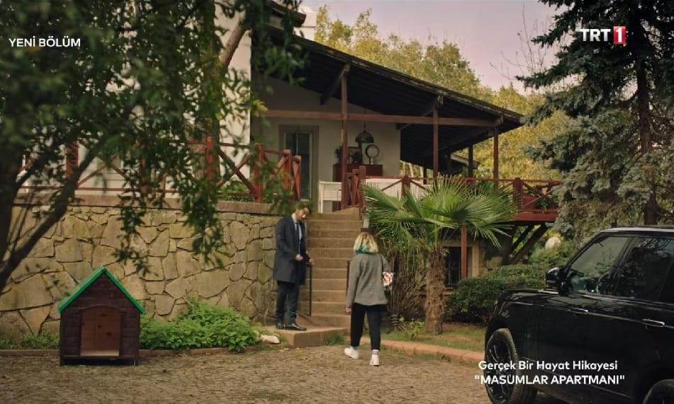 Masumlar Apartmanı Han'ın inciye aldığı ev nerede